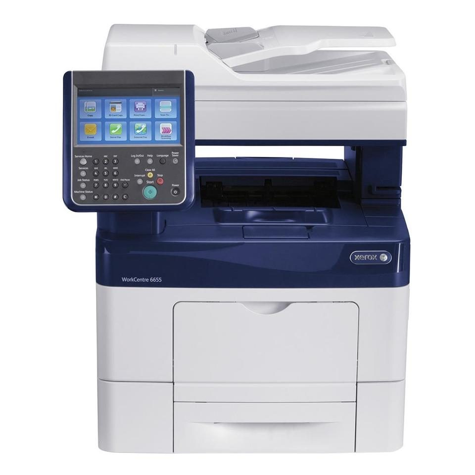 xerox workcenter 6655